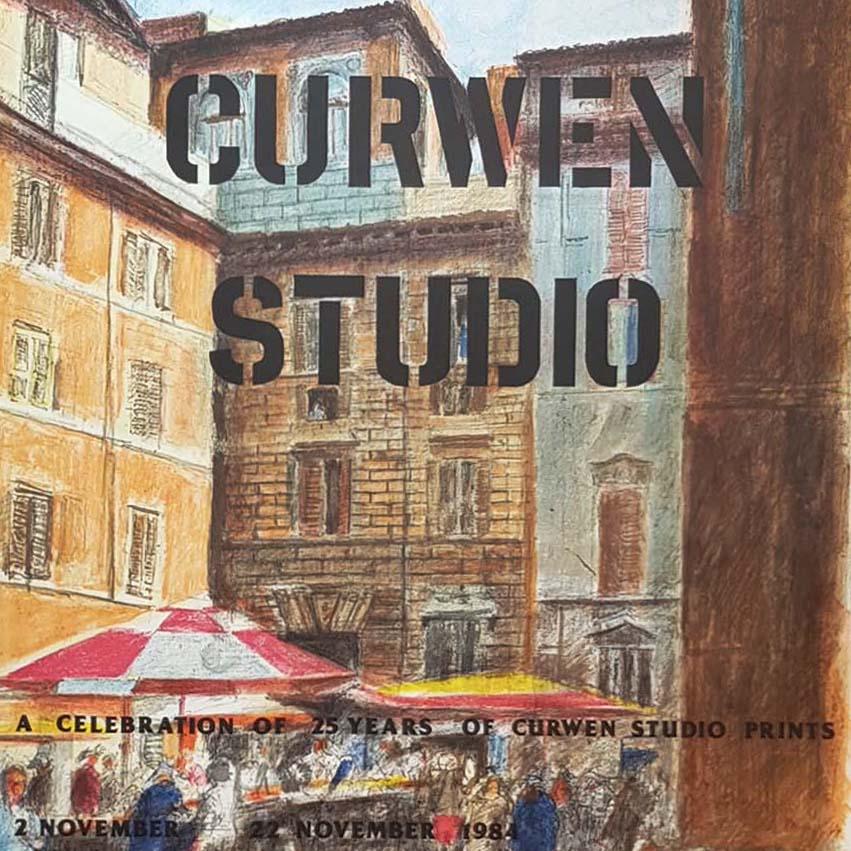 The Curwen Studio Original Lithograph
