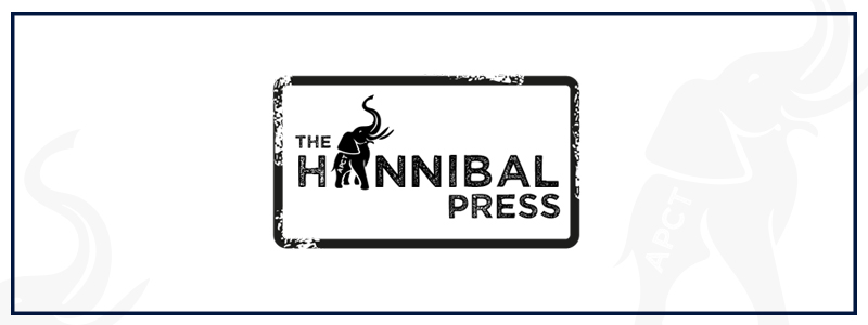 The Hannibal Press Logo