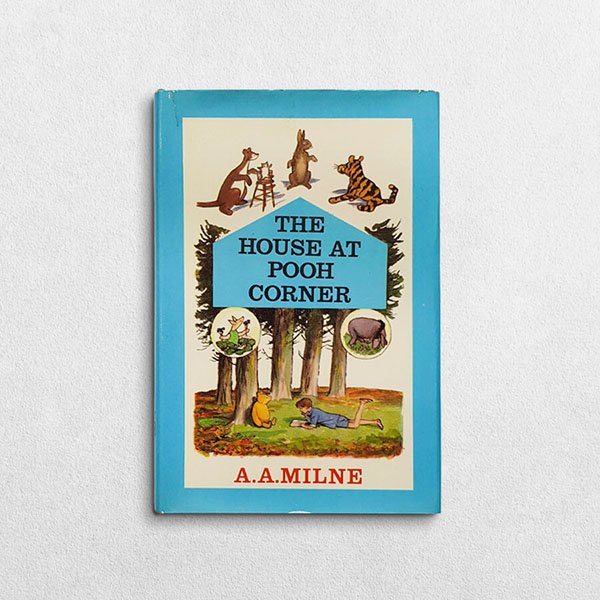 A.A.Milne Book - The House At Pooh Corner