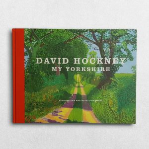 David Hockney- My Yorkshire- Conversations With Marco Livingstone - Front