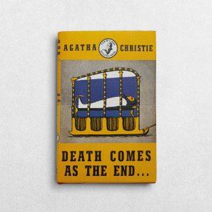Agatha Christie - Death Comes As The End