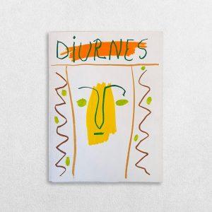 Diurnes- Decoupage Et Photographies - Front