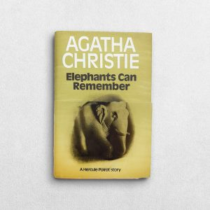 Agatha Christie - Elephants Can Remember