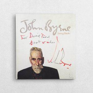 Artwork - John Byrne Sitting Ducks