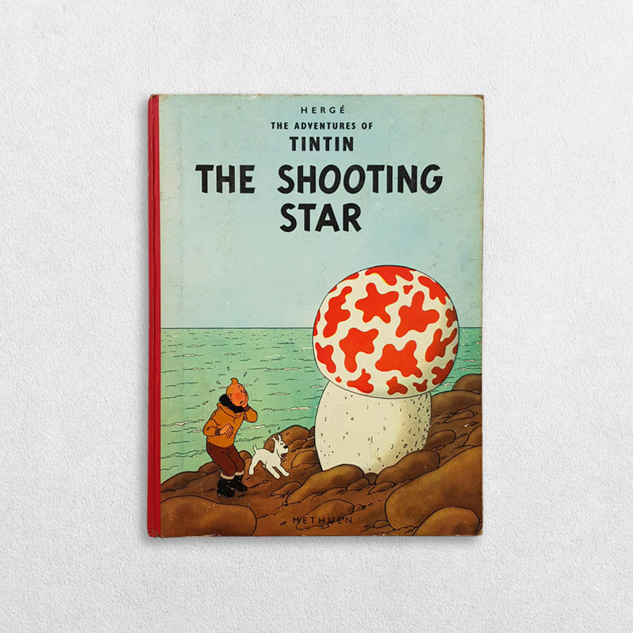 The Adventures Of Tintin- The Shooting Star