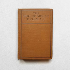 The Epic Of Mount Everest - front
