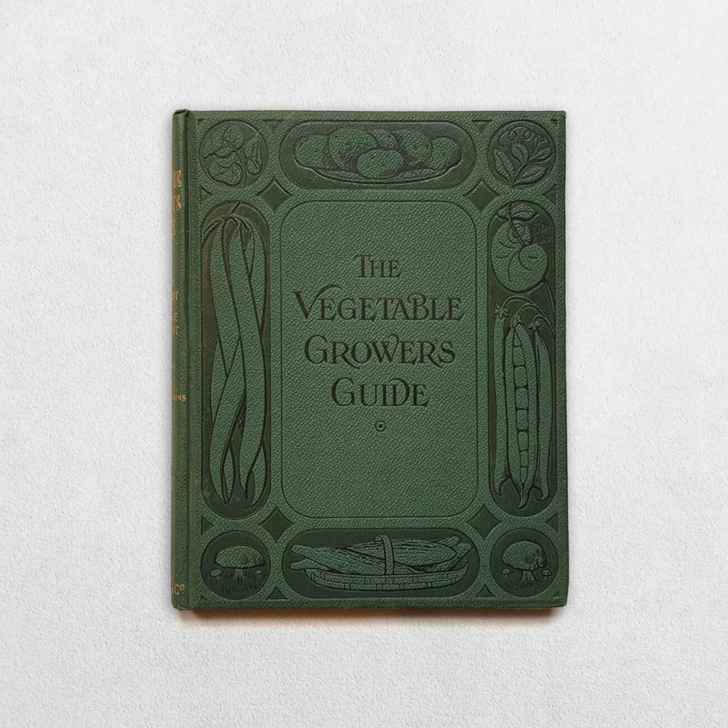 The Vegetable Grower's Guide - Two Volumes In Four Divisions